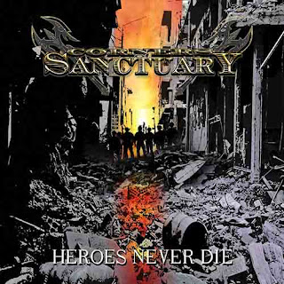 "Ο δίσκος των Corners of Sanctuary ""Heroes Never Die"""