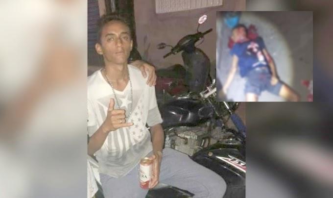 Jovem é assassinado dentro de terreiro de umbanda a golpes de facão e tiros na PB