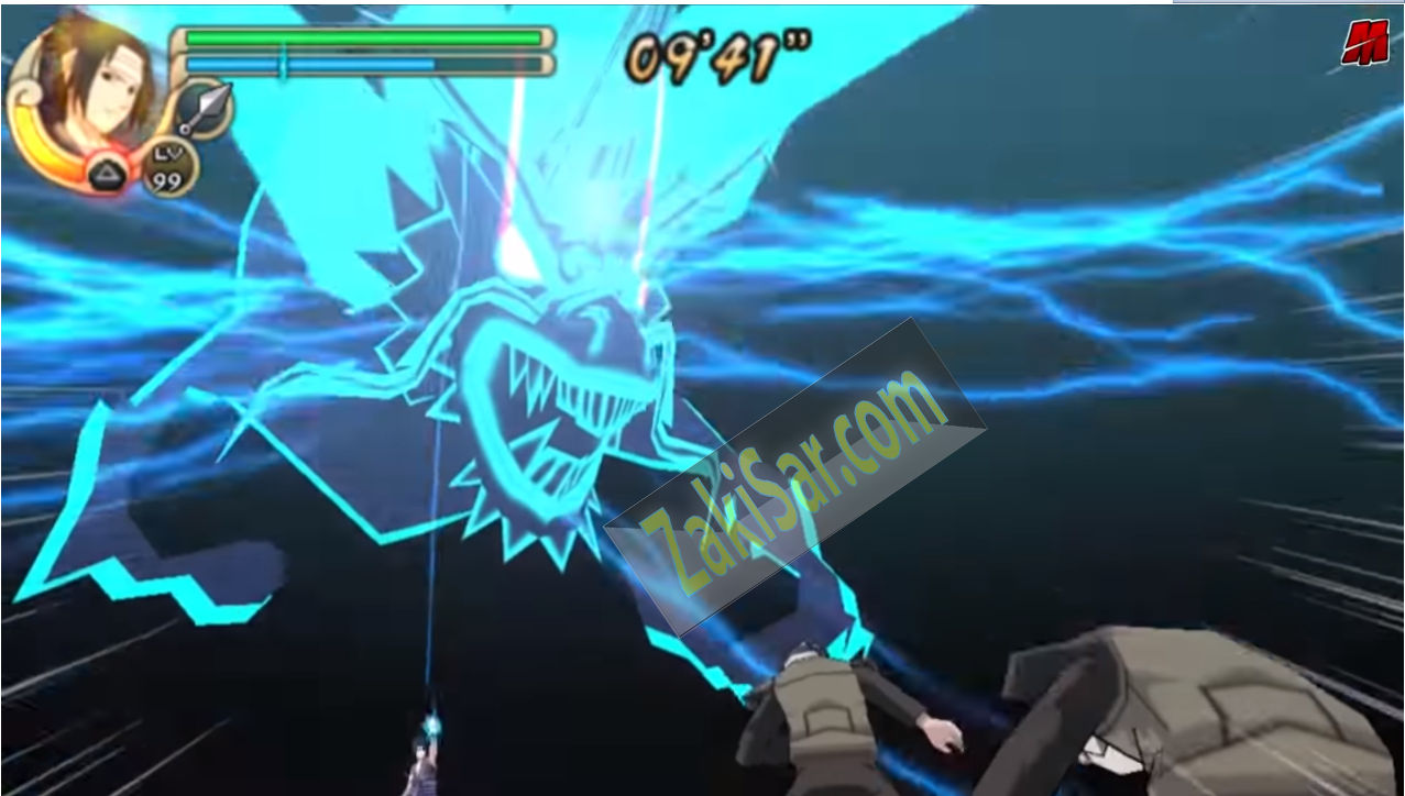 download game ppsspp naruto ultimate ninja impact mod cso