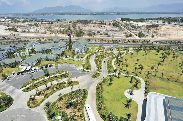 Khảo sát resort Movenpick Cam Ranh 5*