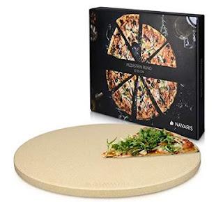 piastra refrattaria-pizza