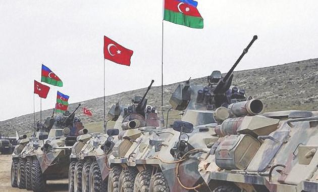 Azərbaycanda Türkiyə hərbi bazasının qurulmasına qarşı çıxanların məntiqi yanlışdır...