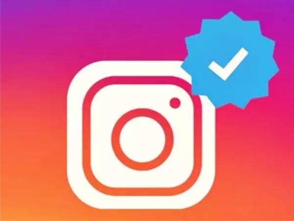 Centang Biru Instagram