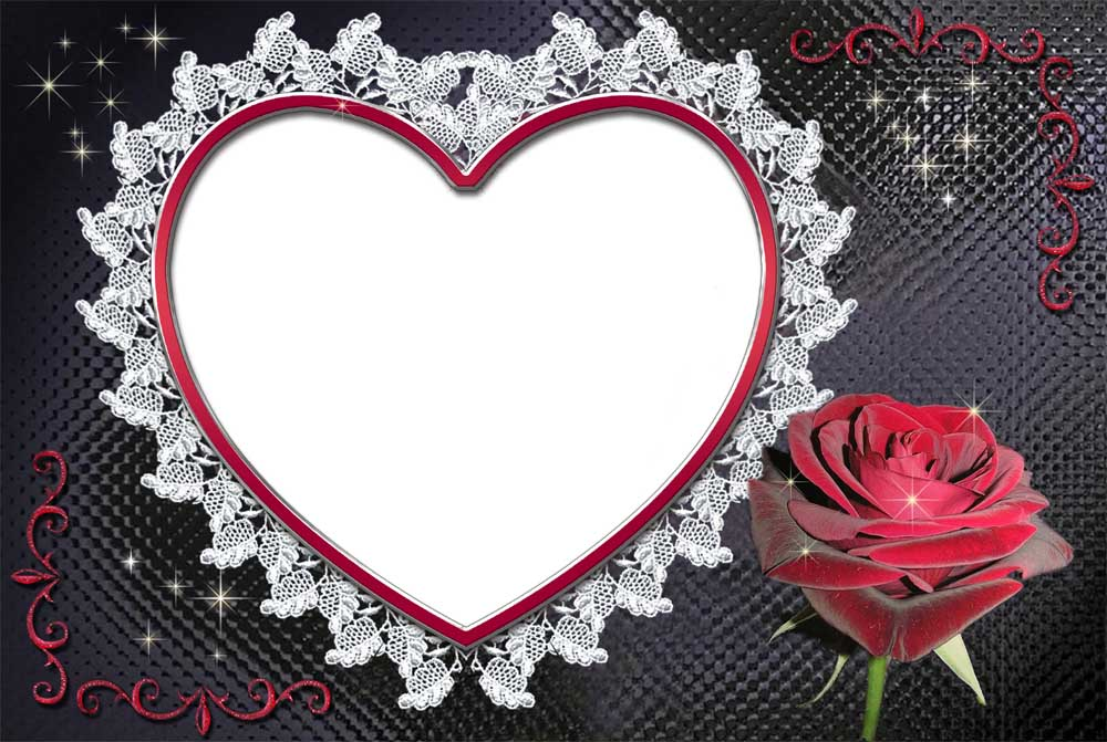love frame | png frame