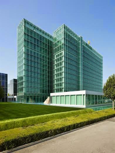 empresas: Pasión por la Arquitectura Rolex y la Arquitectura