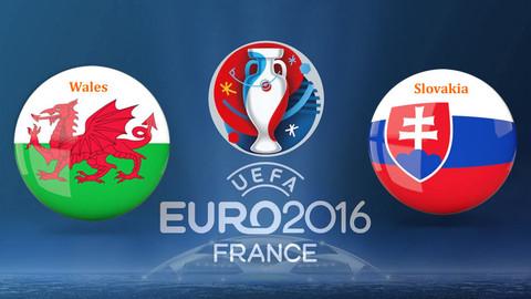 Urmariti meciul Ţara Galilor - Slovacia Live pe DolceSport 1