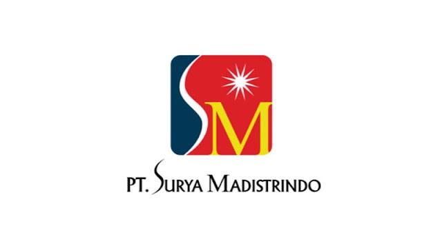 Lowongan Kerja Sales PT Surya Madistrindo Pati September 2020