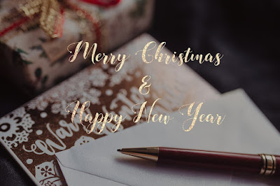 Christmas and Happy New Year Wishes for Loved Ones