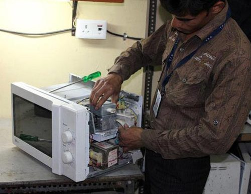 Microwave Oven Customer Care, Service Centre, And Repair Service