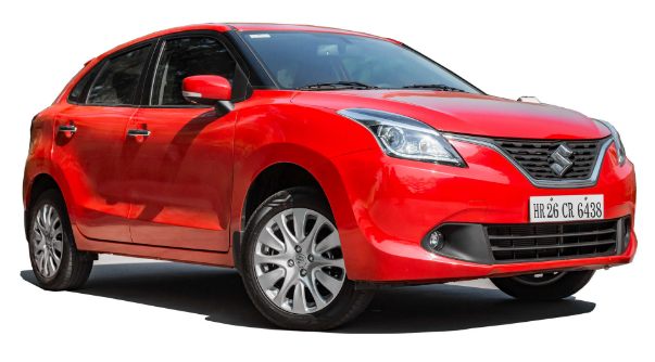 Newly Launched Car Maruti Baleno RS