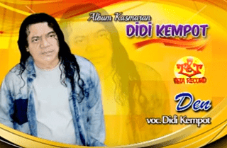 Lirik Lagu Den - Didi Kempot