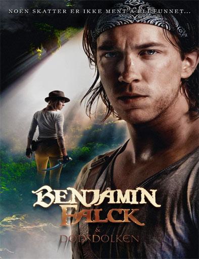 Benjamin Falck y la daga fantasma