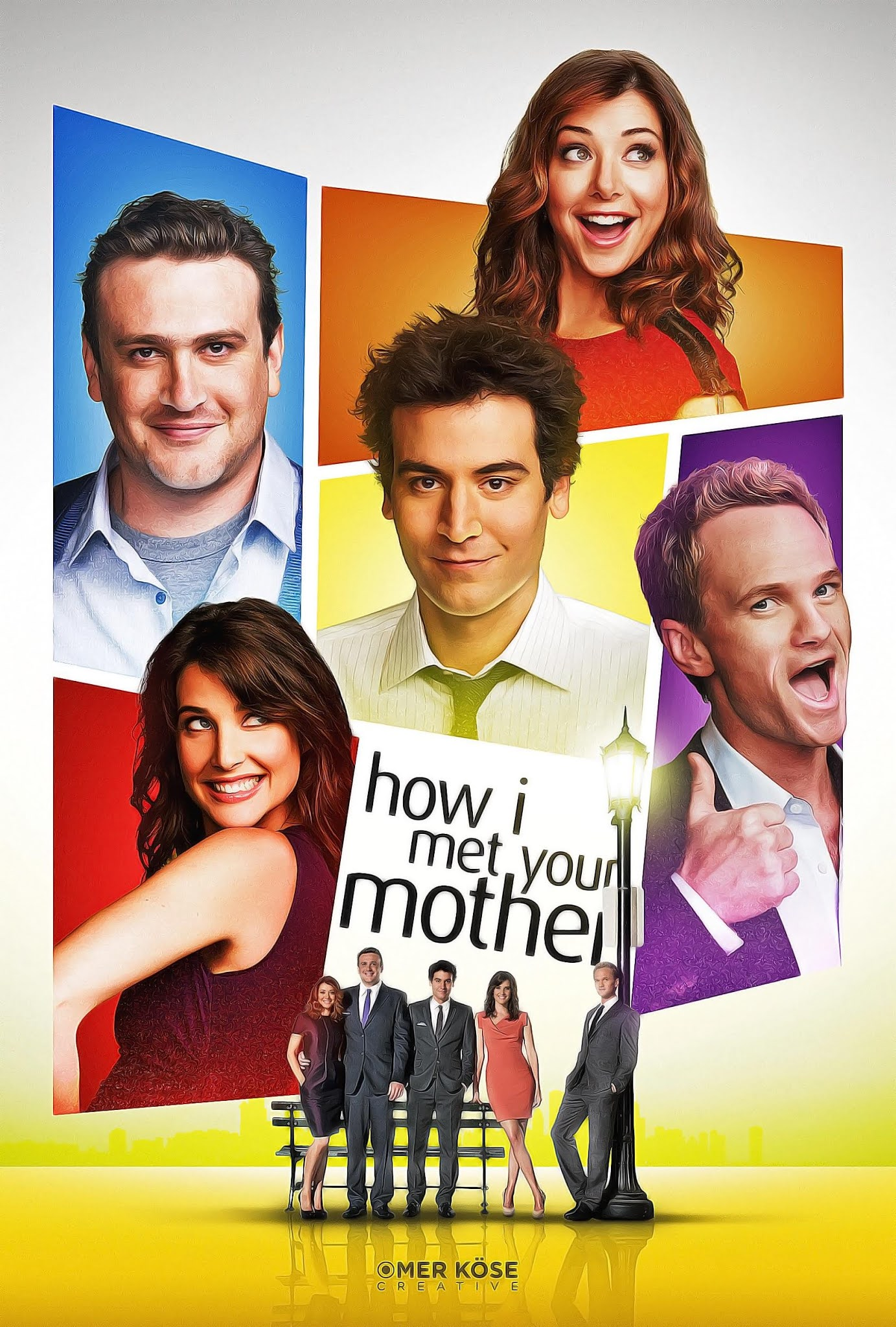 How I Met Your Mother Serie Completa Dual Latino/Ingles 720p