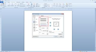 Cara Membuat Bingkai Halaman Di Microsoft Word Cara Membuat Bingkai Halaman Di Microsoft Word
