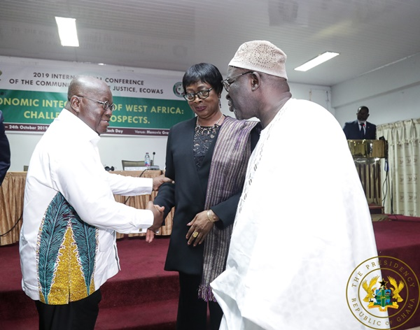 """Let's Make ECOWAS A Political, Economic Success"" – President Akufo-Addo"