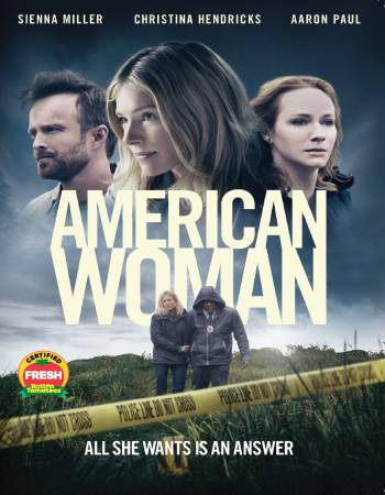 American Woman 2018 Hindi ORG Dual Audio 400MB BluRay ESubs 480p