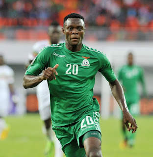 Patson Daka Arrives Abuja For Nigeria Clash