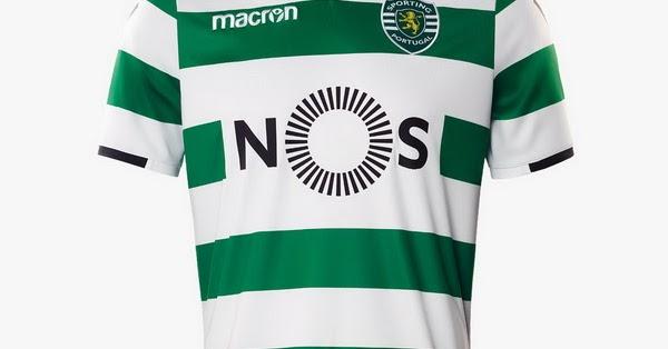 Maglia Sporting CP ufficiale