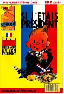 seriez-vous un bon lecteur de Spirou ?