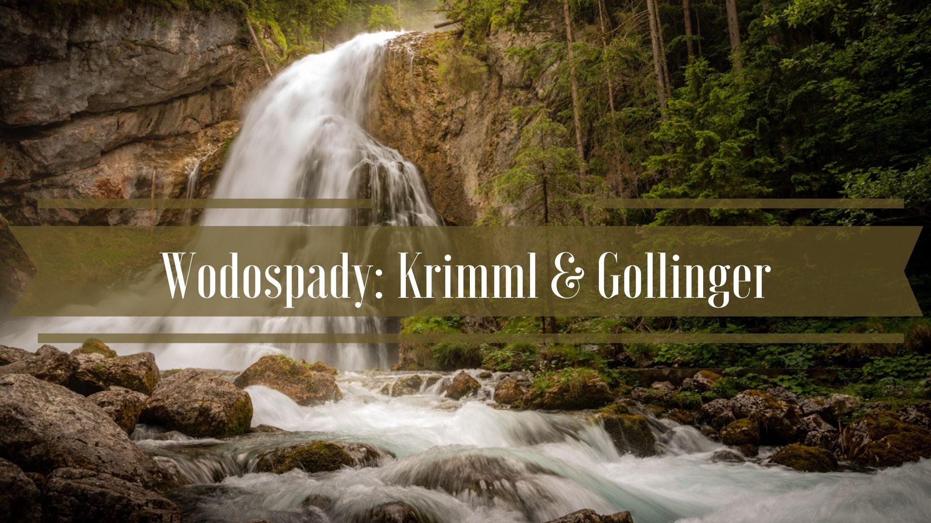 Najpiękniejsze wodospady Austrii