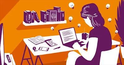 Tips Praktis Belajar Blog Pemula Sampai Mahir