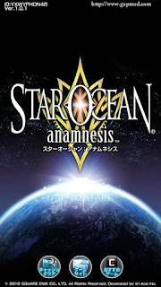 Star Ocean Anamnesis v1.0.2 Apk