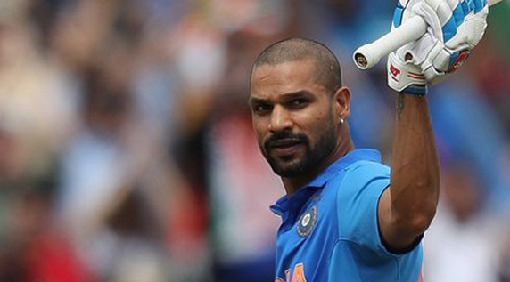 Shikhar Dhawan out of New Zealand, Pakistan World Cup match due to thumb injury