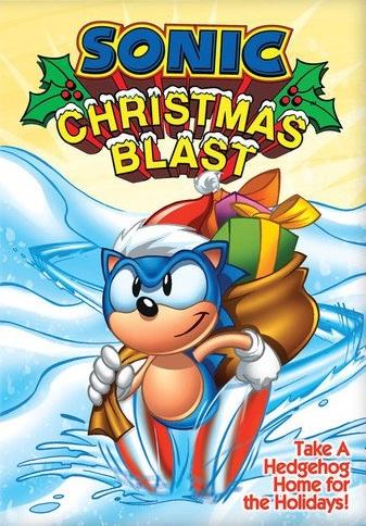 Sonic Christmas Blast [2007] [DVDR] [NTSC] [Latino]