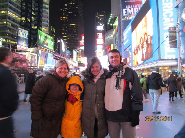 Time Square-NY