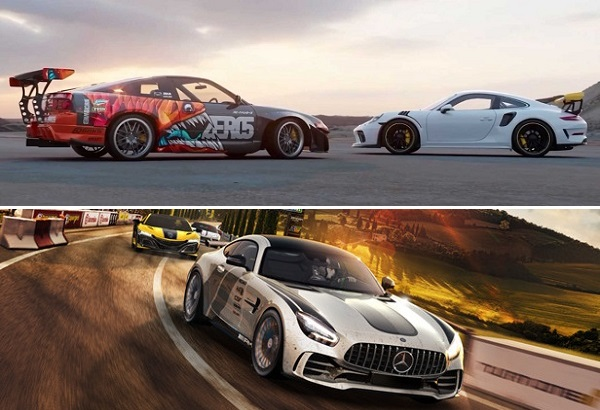 Comparison of Need for Speed NFS 2021 vs Project Cars 3
