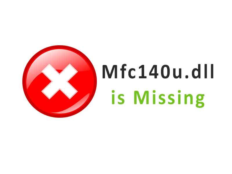 Cara Mengatasi error mfc140u.dll is missing