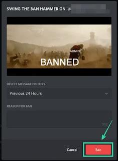 Cara Membuka Blokiran di Discord
