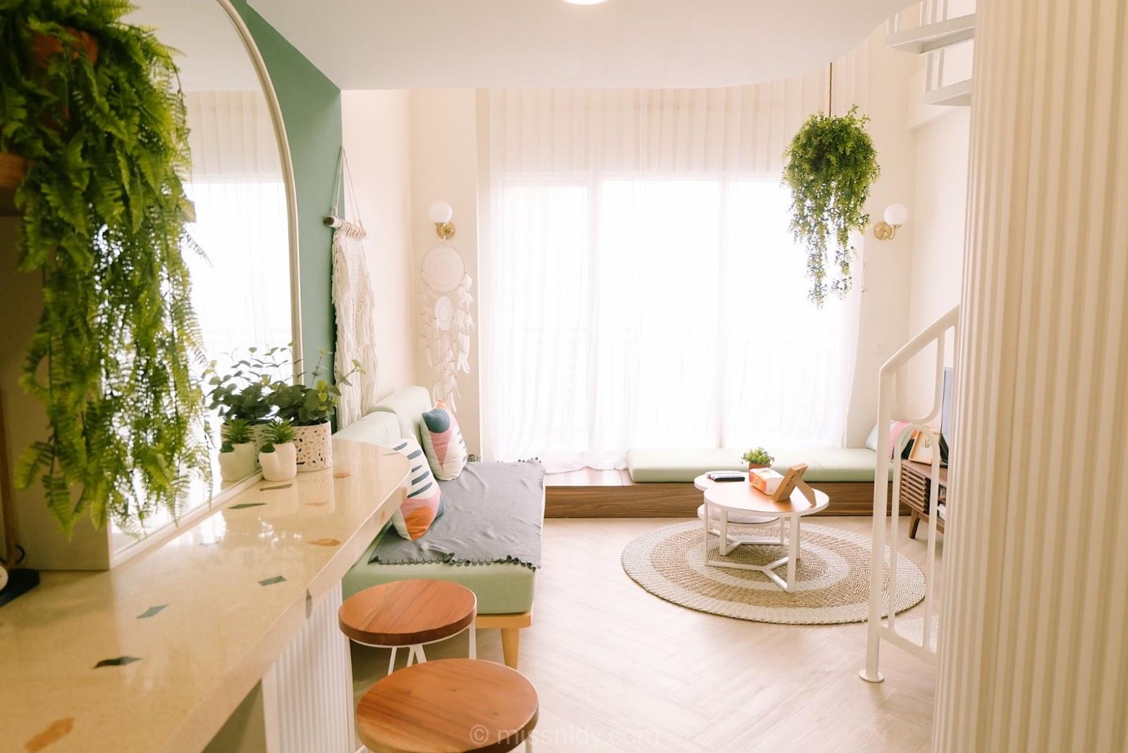 airbnb instagramable bandung murah