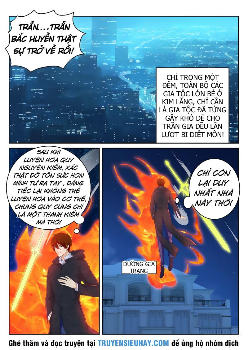 Trọng Sinh Đô Thị Tu Tiên chap 248 - Trang 8