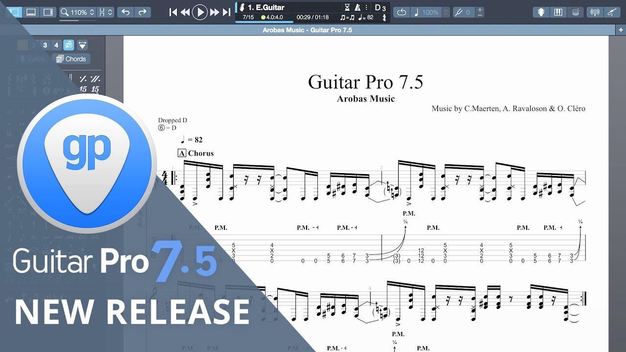 Guitar Pro 5 Download