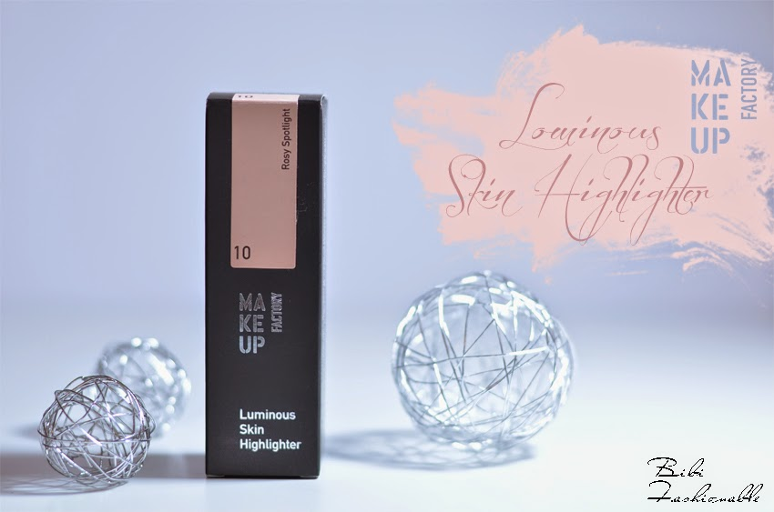 Make Up Factory Louminous Skin Highlighter Titelbild