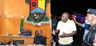Genuine Reason Lagos Assembly Wants To Arrest Ambode