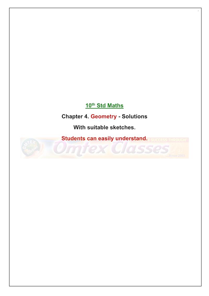 10th-maths-chapter-4-solutions-english-medium