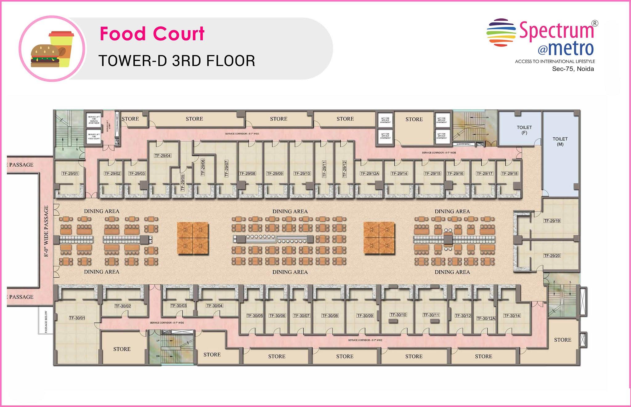 spectrum-metro-food-court