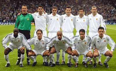 Champions League 2001-2002 : Real Madrid
