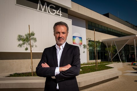 Ricardo Waddington assume entretenimento da Globo