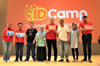 Indosat Ooredoo Digital Camp (IDCamp) Cetak 10.000 Developer Muda Bersertifikasi Global.