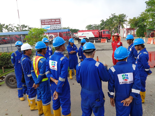 safety talk pertamina