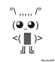 Cute Bee | Middle Finger Bee | ASCII Text Art | Copy Paste ... Symbols Copy And Paste Cute