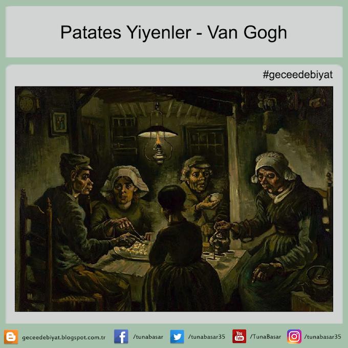 Patates Yiyenler - Van Gogh