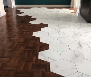 Mix & Match flooring