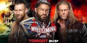 Ver Repeticion de Wwe Wrestlemania 37 Noche 2 En Español Full Show