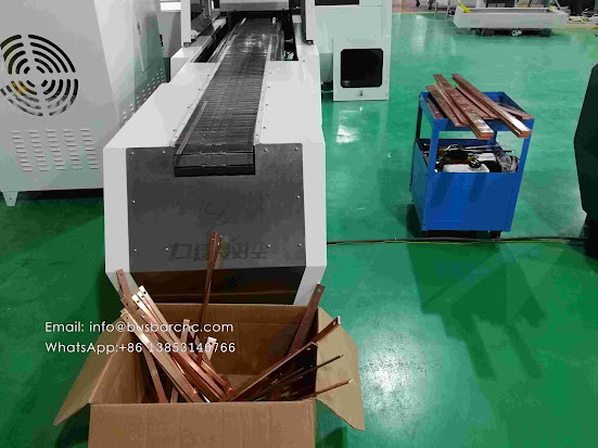 cnc busbar punching shearing machine
