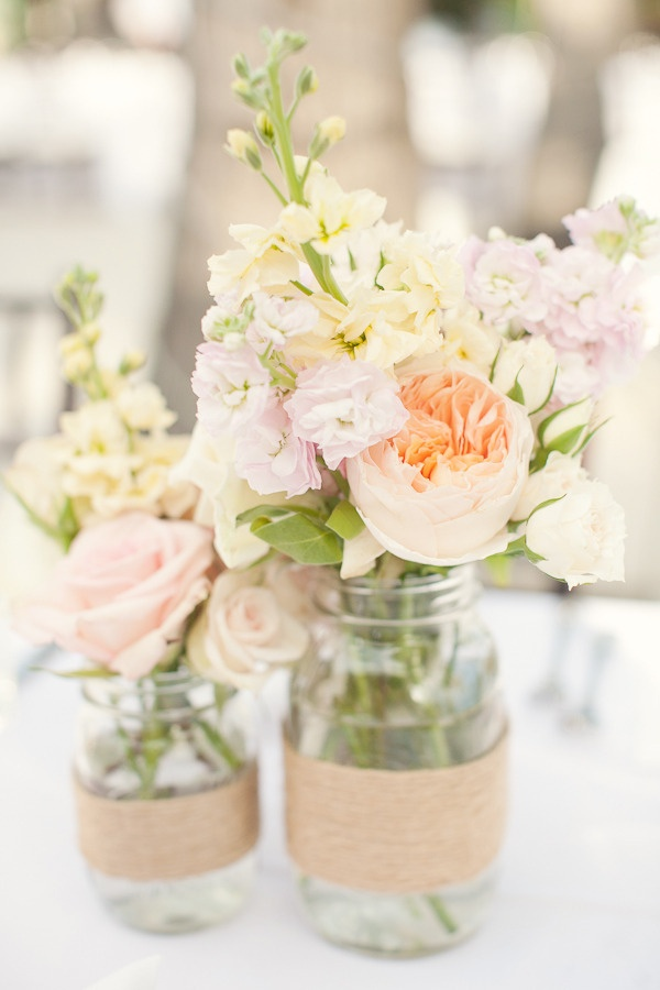 centerpieces for bridal shower do it yourself wedding talk mason jar week centerpieces