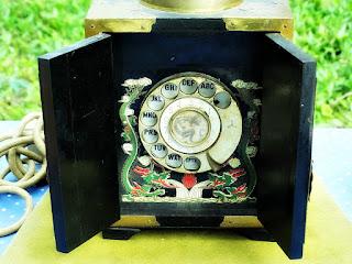 Disco de Telefone, Feira de Antiguidades da Praça Daltro Filho - Porto Alegre